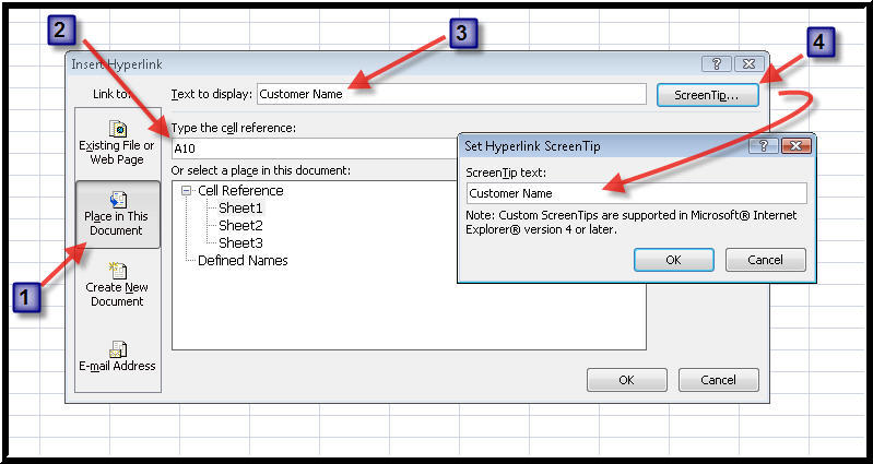 put a hyperlink in a pdf
