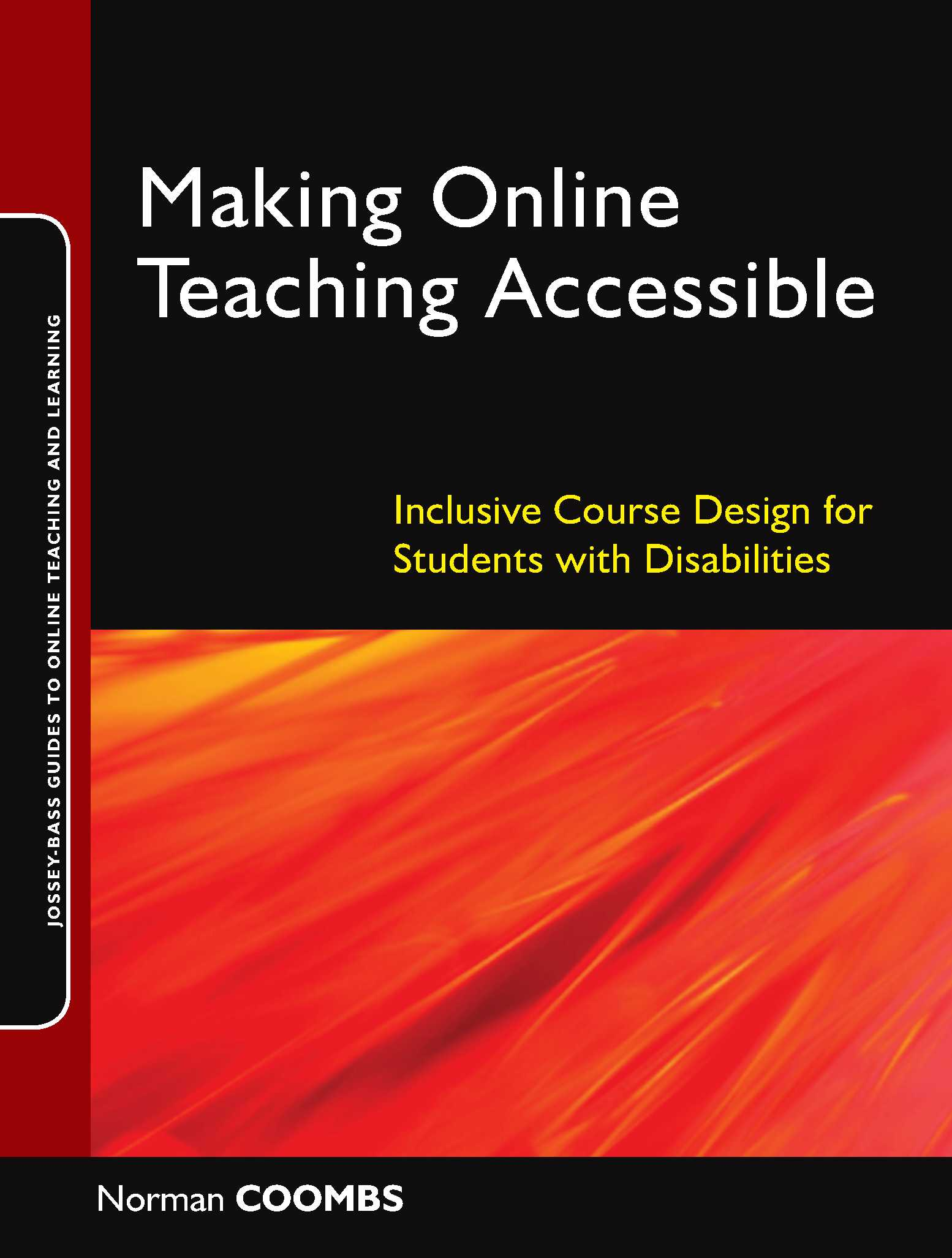 Making Online Teaching Accessible book cover